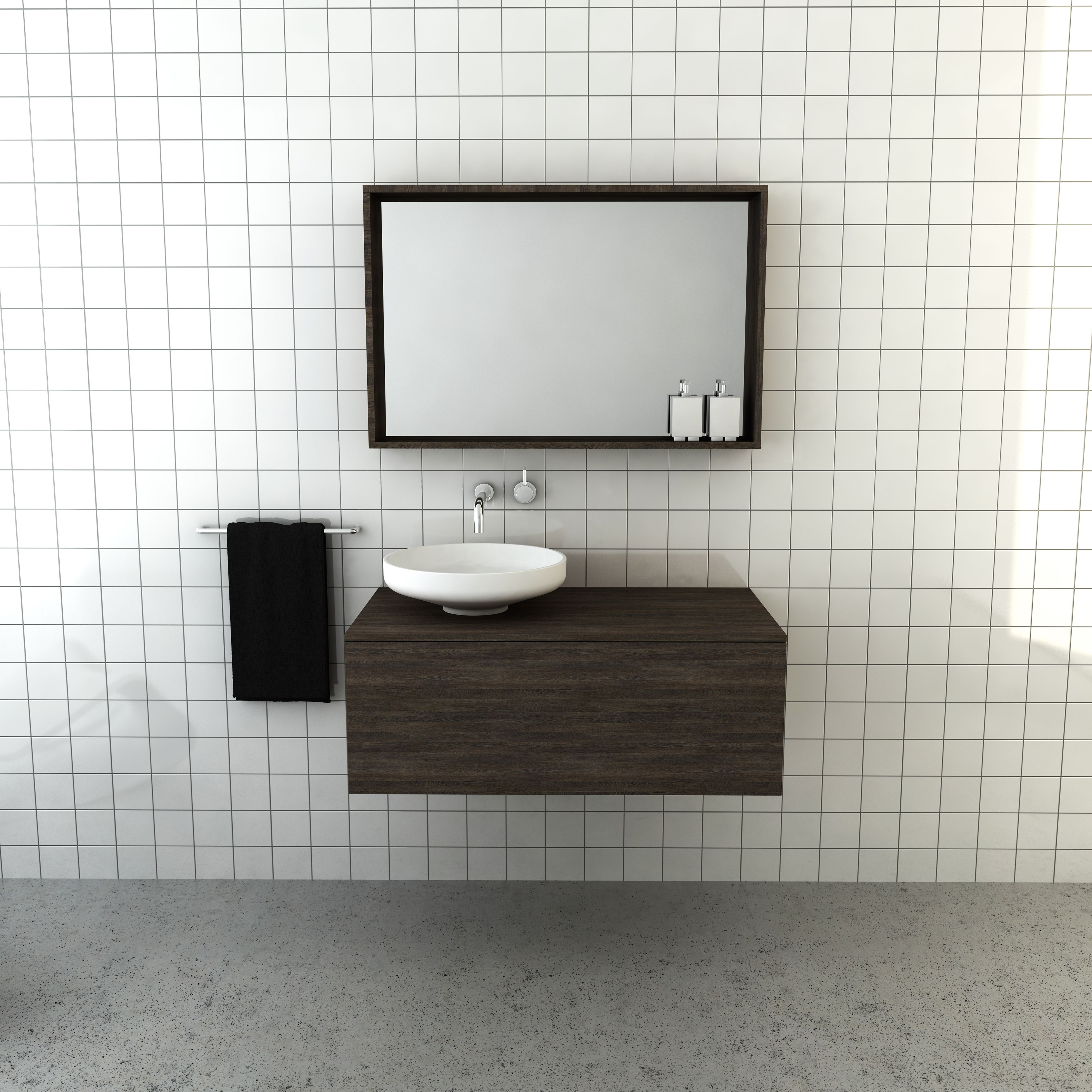 The Venice Collection. Solid surface, smooth flowing lines in the ...
