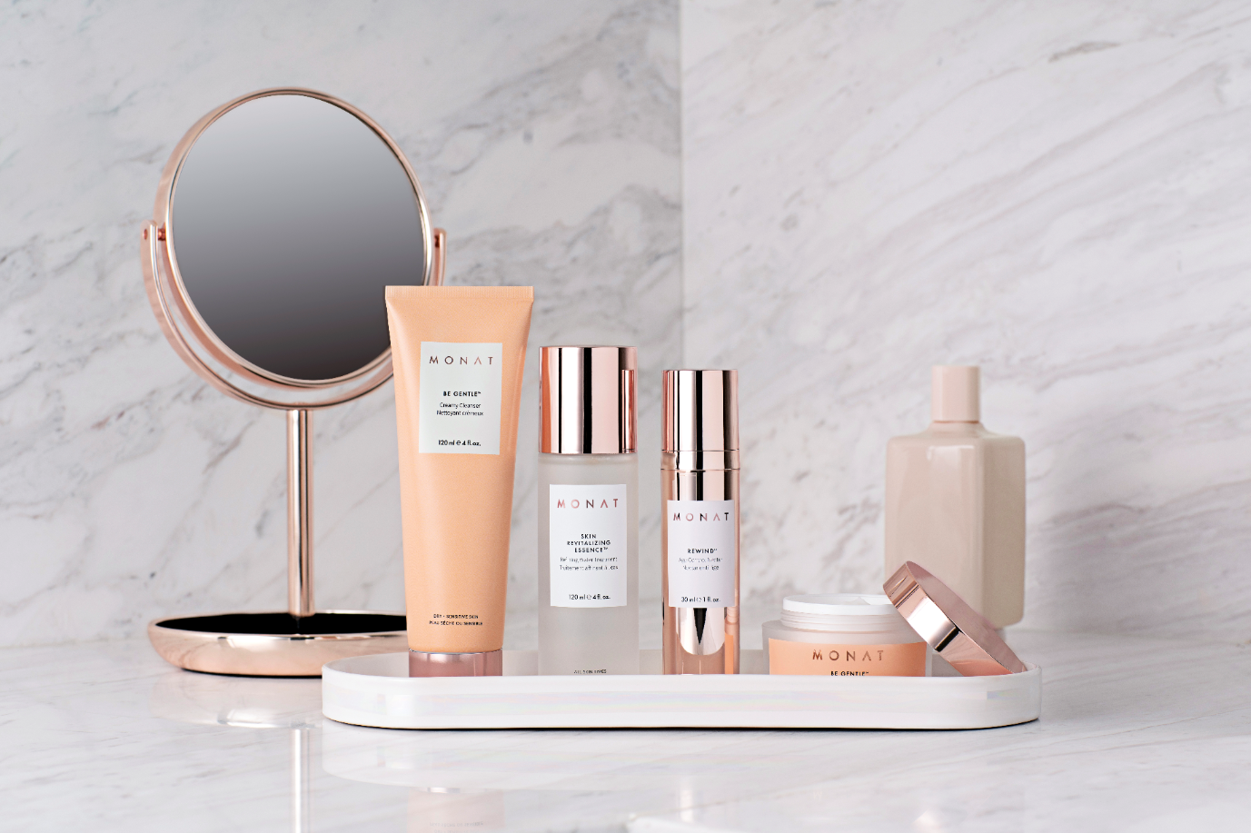 Be Gentle™ Routine in 2020 Skin care, Skin care tips