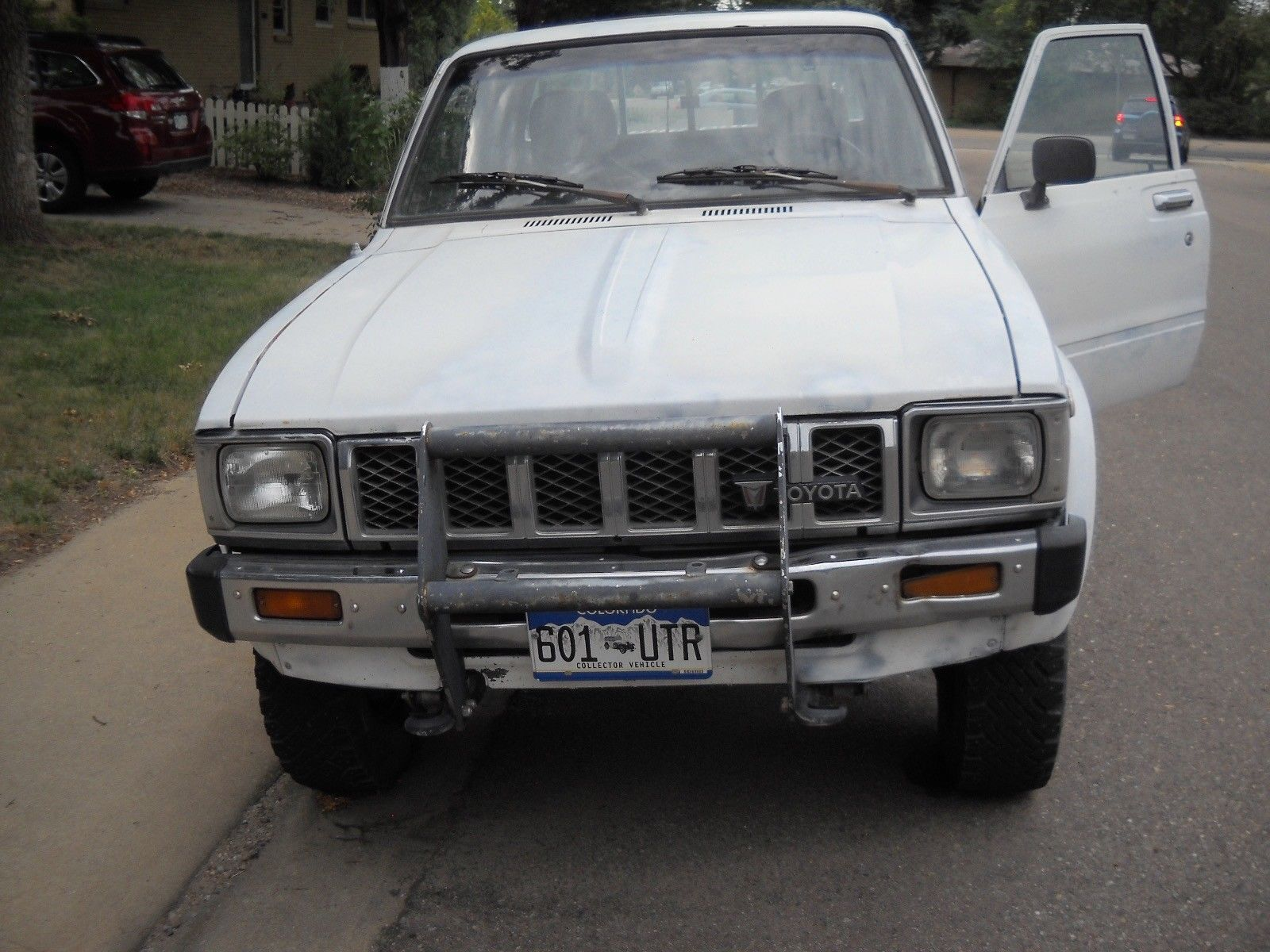 Nice Amazing 1982 Toyota Other solid front axle 1982 toyota