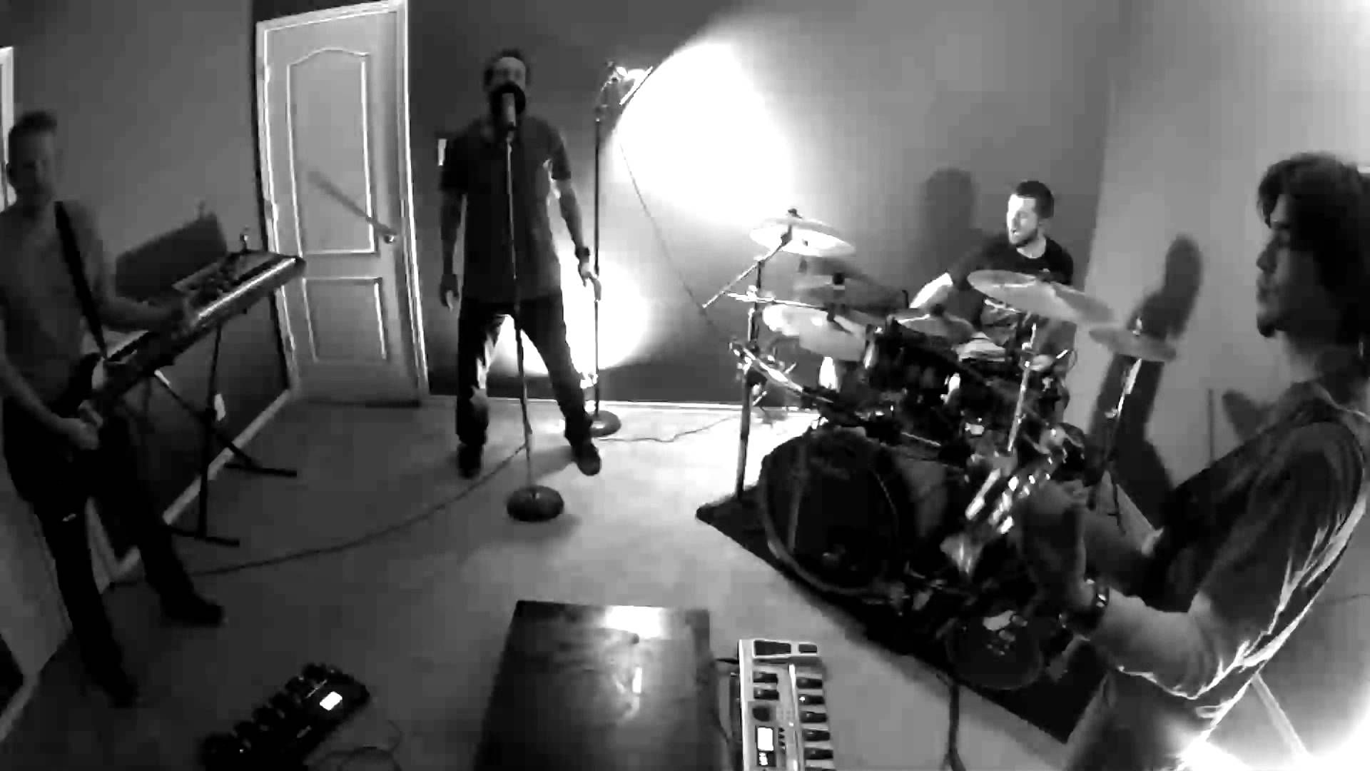 Adele Set Fire To The Rain Rock Cover By Our Waking Hour On