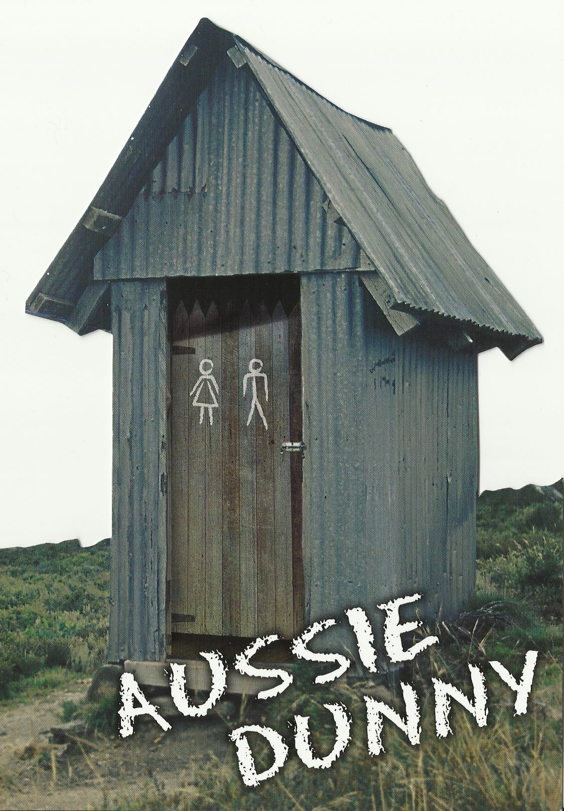 How To Build A Modernday Outhouse Outhouses Dunnys Loos Long