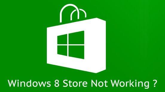 [Solved] Windows 8 Store Not Working ? Windows, Windows