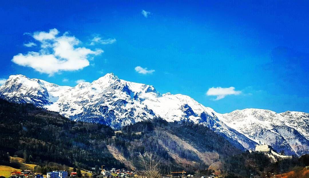 #salzburgerland #alpen by joigele