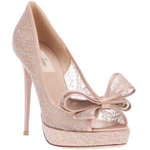 sposa Matrimonio wedding lace bride shoes valentino scarpe TPf1PSq