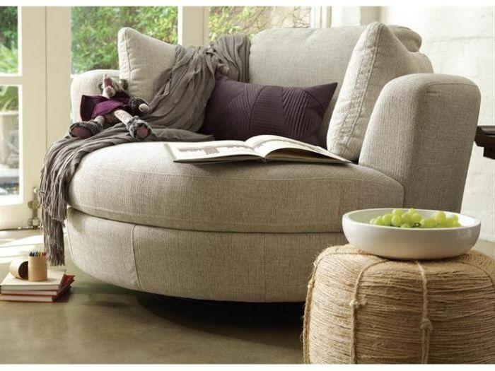 Halbrundes Sofa Ist Das Ihre Sache Archzine Net Wohnzimmer