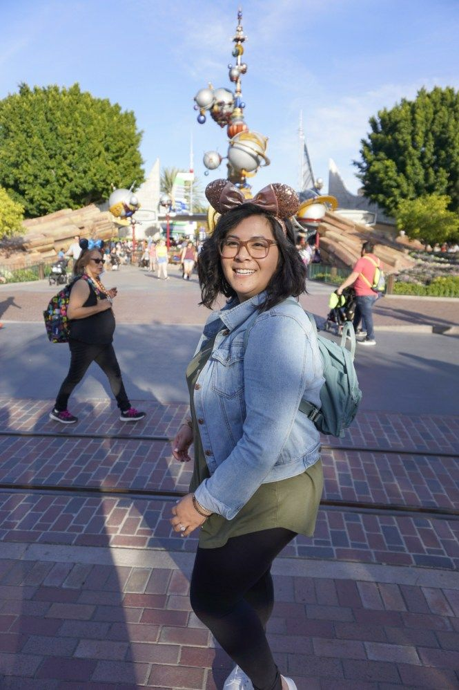 Photo of Plus Size Guide to a Picking What to Wear to Disneyland – biancakarina