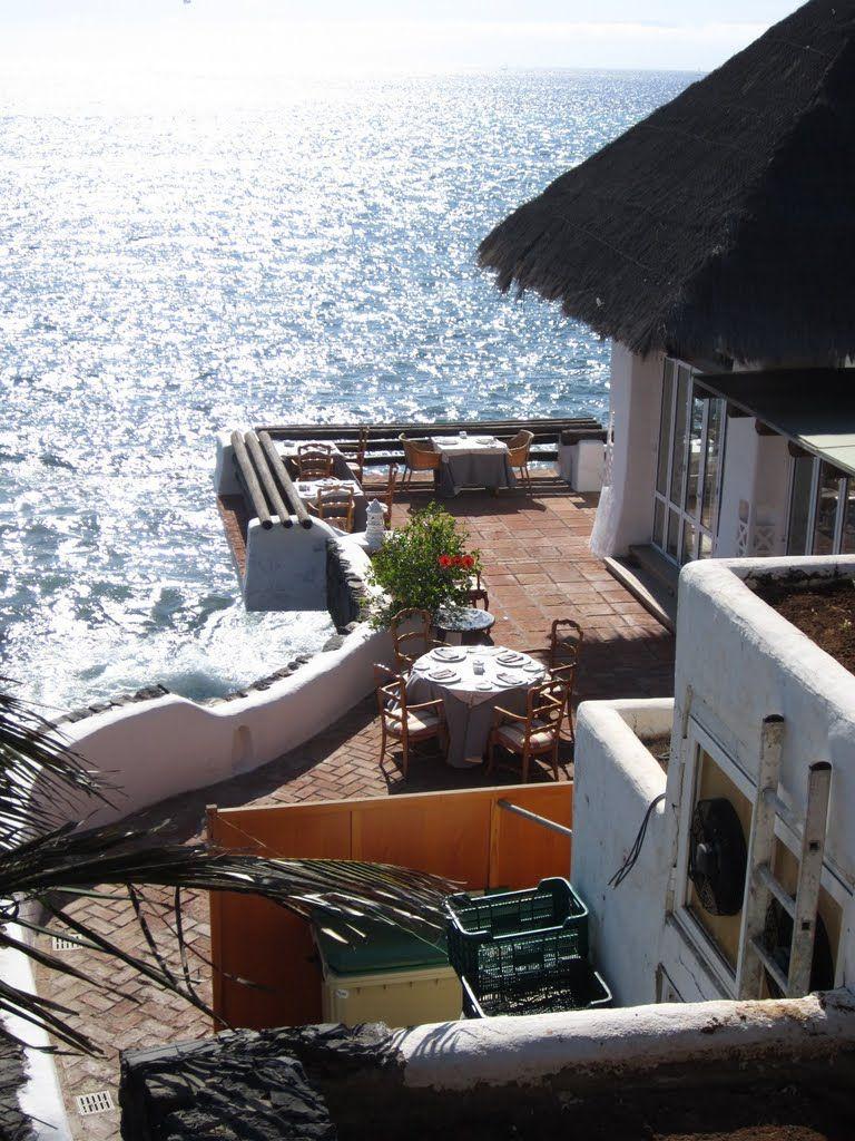 Terraza Hotel Jardin Tropical Costa Adeje Tenerife Freedom In