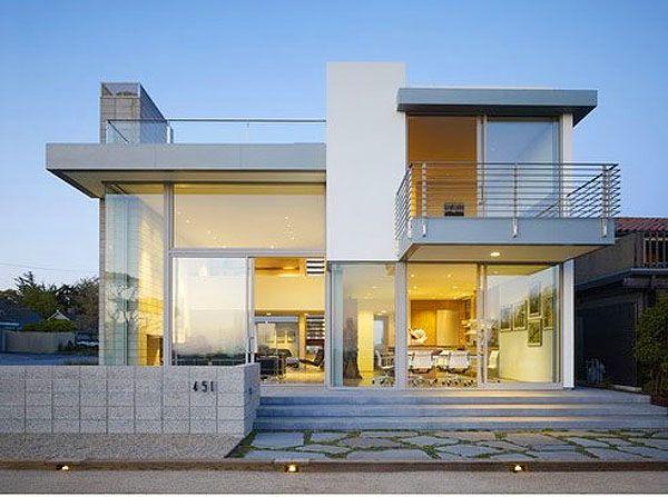 fotos de casas modernas para voc se apaixonar