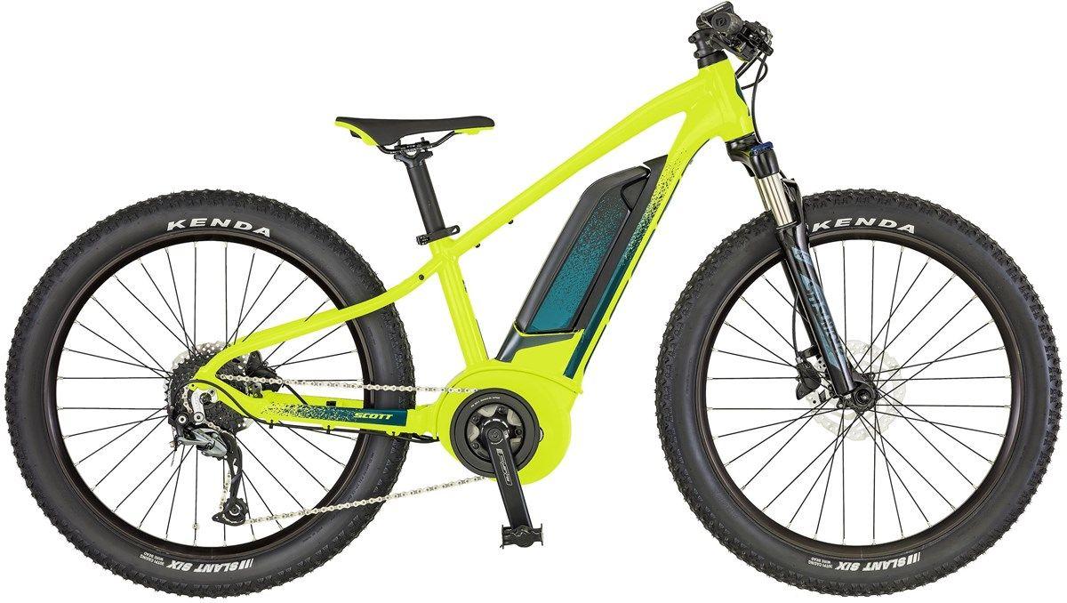 Scott Roxter Eride 24 2019 Junior Electric Bike Electric Bike
