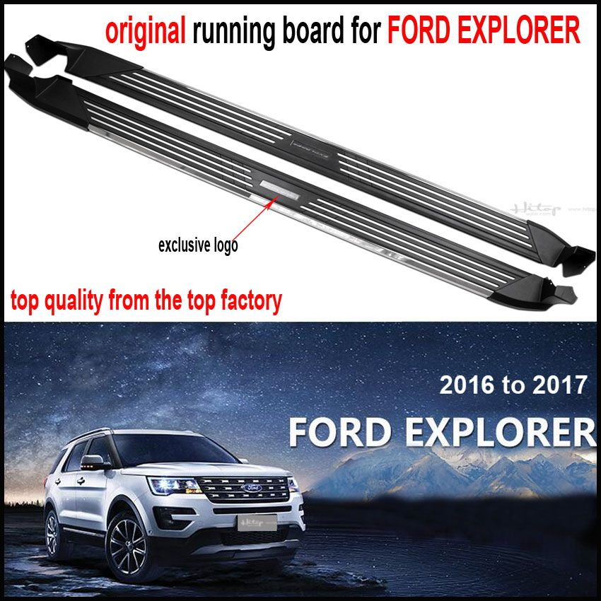 Foot Board Pedals Treadplate For Ford Explorer Latest Item Original Model Aluminium Alloy Iso9001 Factory Asia Free Shippi Ford Explorer Ford Replacement Parts