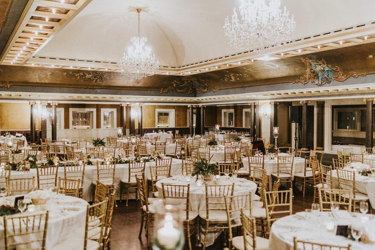 Semple Mansion Weddings Saint Paul Wedding Venue