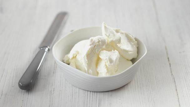 homemade cream cheese