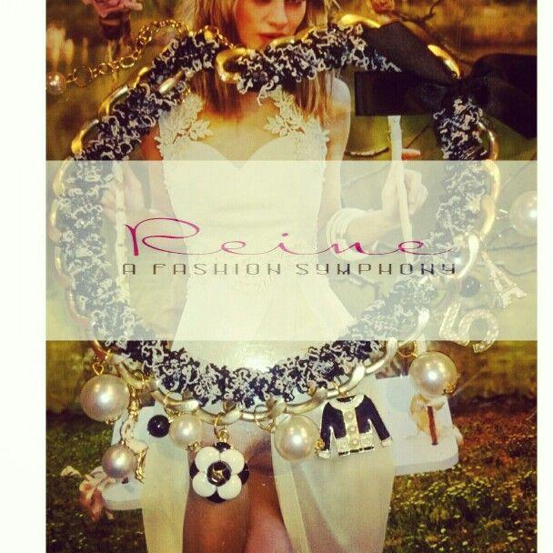 | Reine |  +962 798 070 931 +962 6 585 6272  #Reine #BeReine #ReineWorld #LoveReine  #ReineJO #InstaReine #InstaFashion #Fashion #Fashionista #FashionForAll #LoveFashion #FashionSymphony #Amman #BeAmman #Jordan #LoveJordan #ReineWonderland #AzaleaCollection #SpringCollection #Spring2015 #ReineSS15 #ReineSpring #Reine2015 #ReineAccessories #Necklace