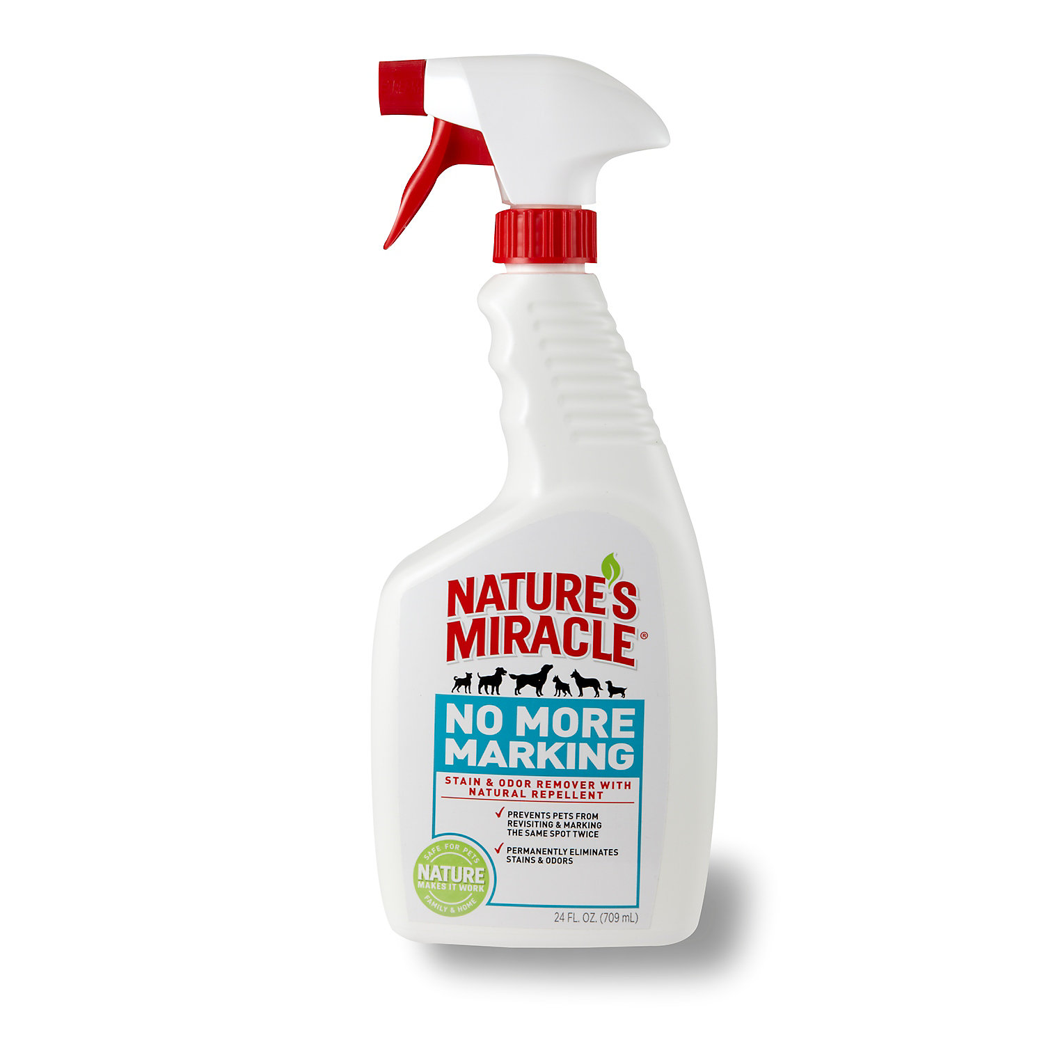 "Nature""s Miracle No More Marking Stain & Odor Remover, 24"