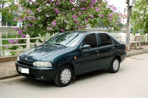 Fiat siena cũ - dịch vụ kiểm tra ô tô cũ