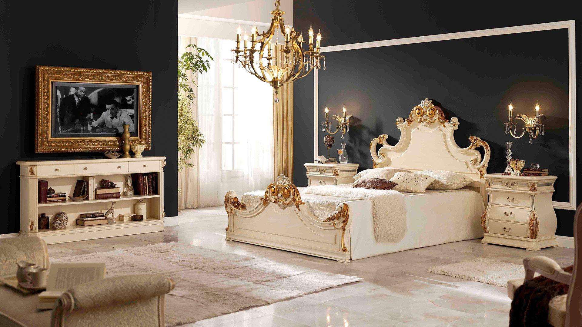 Dormitorio de lujo colección Holandesa - Muebles de lujo Picó ...