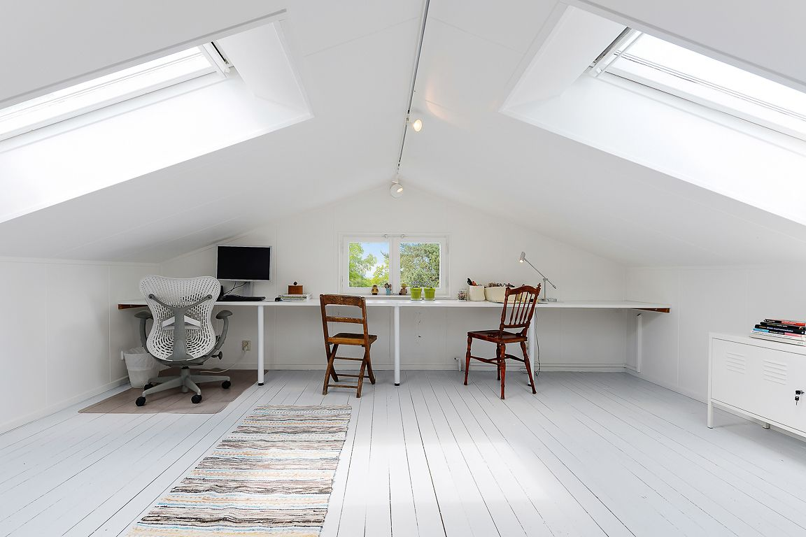 Sovrum 5 med takfönster | Bygga om/till | Pinterest | Sovrum ...