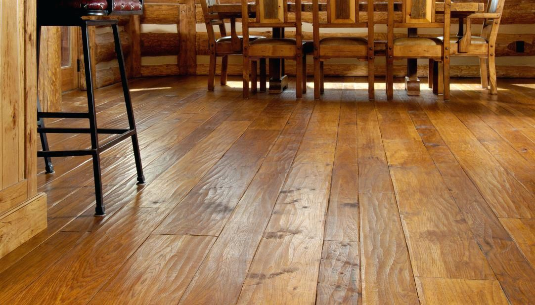 Distressed Hardwood Flooring Ideas In 2020 Bamboo Wood Flooring Hickory Hardwood Floors Wide Plank Flooring
