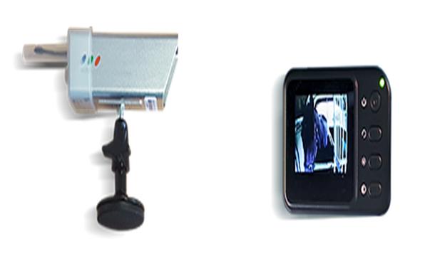 Portable Wireless Trailer Camera System Home Security Wireless Home Security Systems