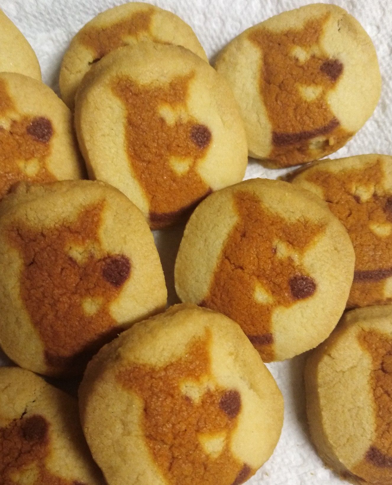 pillsbury #scooby #doo ready to bake sugar cookies. good treat idea