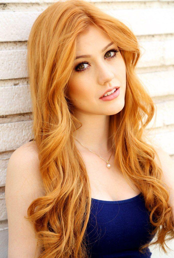 Цвет волос кэтрин макнамара