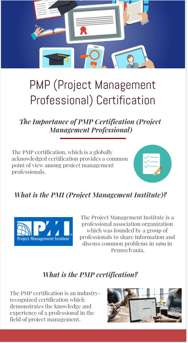 The Project Management Professional Certification Is A Global Certification Project Management Certification Project Management Professional Project Management