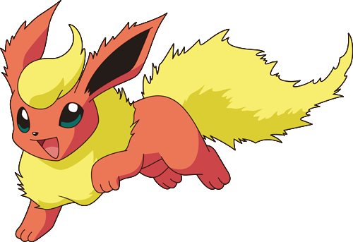 File Flareon Xy Png Susse Pokemon Flamara Skizze Ideen