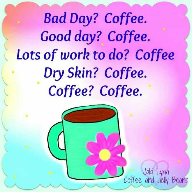 Good day coffee by AMPM on Jaki Lynn/Quote/Inspirational ...