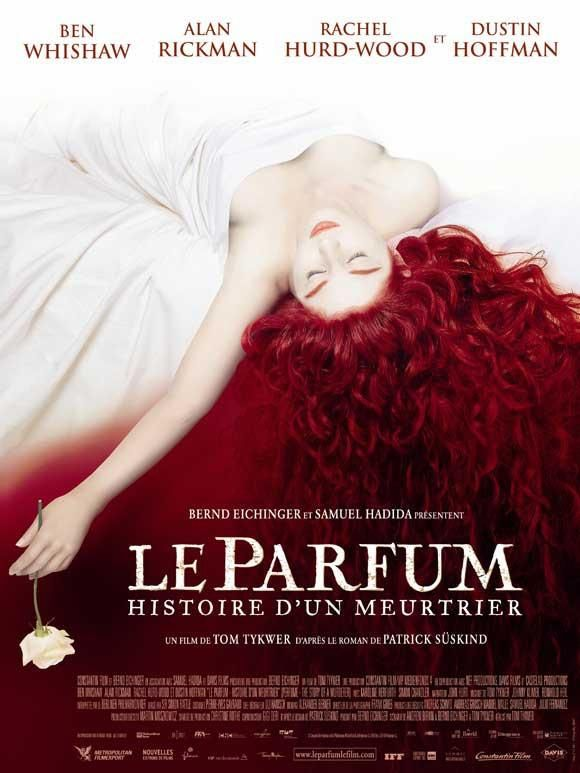 Perfume The Story Of A Murderer French 27x40 Movie Poster 2006