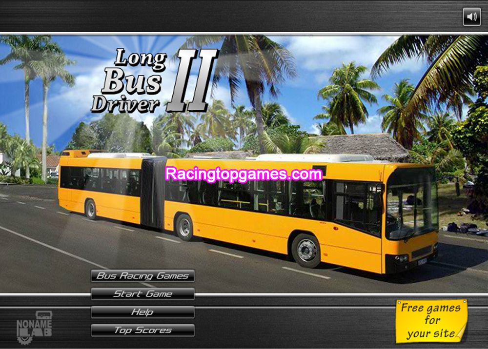 bus driver game for