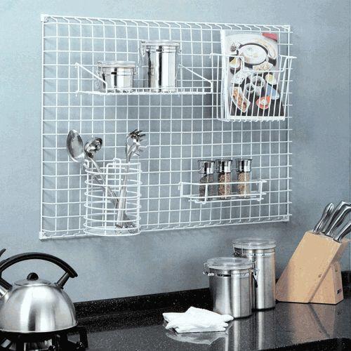 Kitchen Wall Racks And Storage  Kitchen  Storage Ideas Entrancing Kitchen Wall Storage 2018