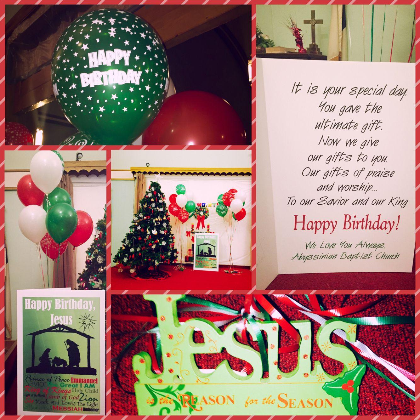 Happy birthday jesus happy birthday jesus tonight we happy birthday jesus kristyandbryce Choice Image