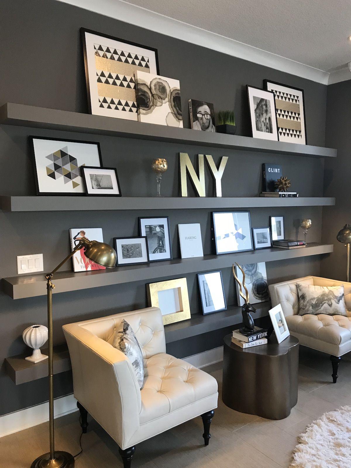 Photo of Free Hanging Shelf Bracket
