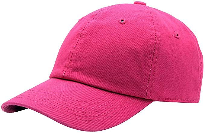 0ad0f12f AZTRONA Baseball Cap for Men Women - 100% Cotton Classic Dad Hat, BLK at  Amazon Women's Clothing store: