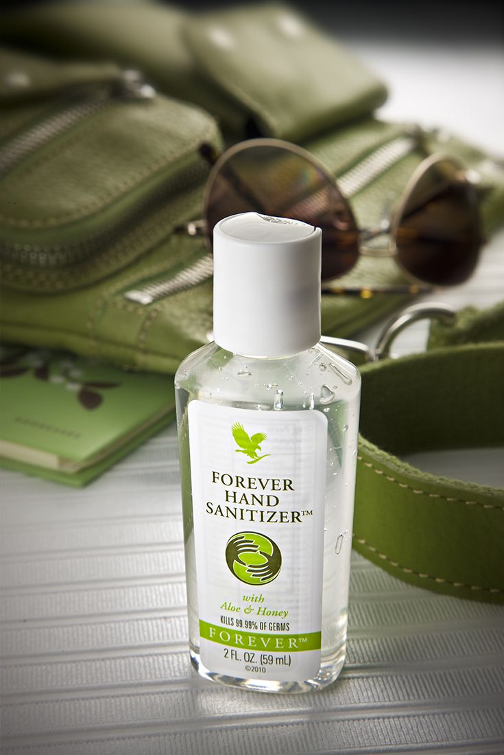Forever Hand Sanitizer Con Aloe E Miele E Stato Ideato Per