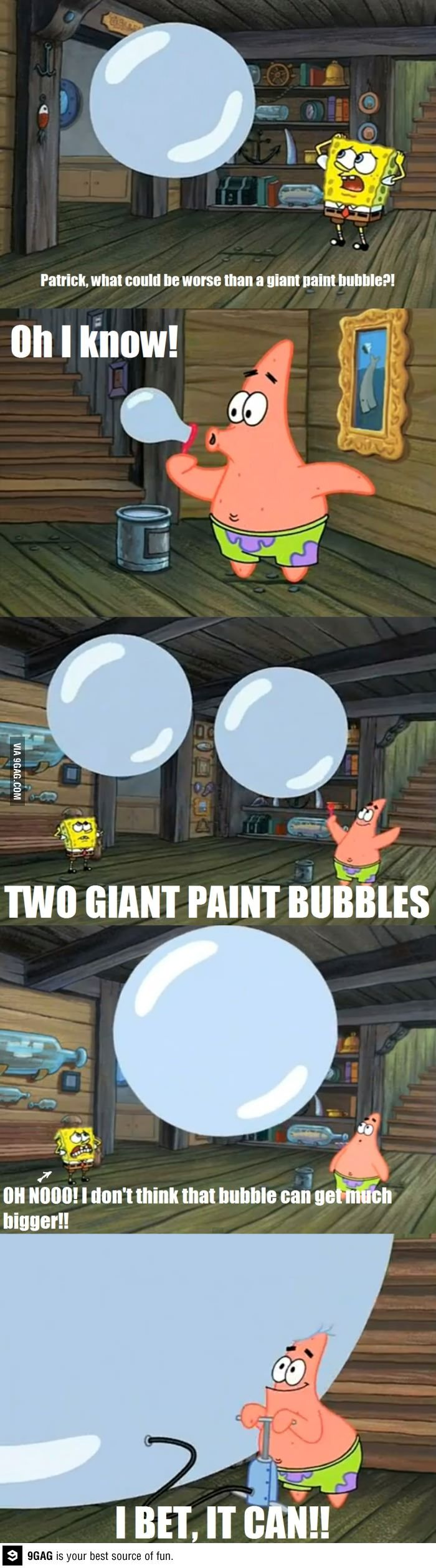 Good guy Patrick Star! | Quotes and such    | Spongebob