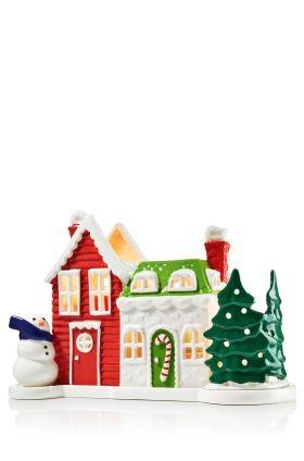 Holiday Village Mini Candle Luminary Slatkin Amp Co