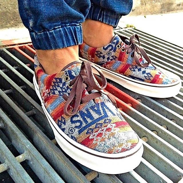 9e72bfa249 Pendleton x Vans Japan Era ✌