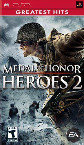 Medal Of Honor Heroes 2 Medal Of Honor Psp Medals