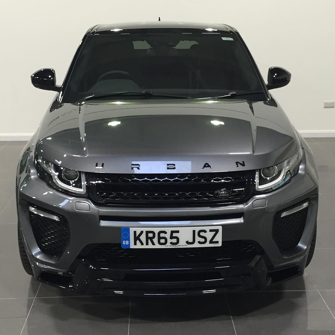 Land Rover Range Rover Sport 3 0 Sdv6 Hse Dynamic 5dr Auto Diesel Estate: This Little Urban Evoque Beauty Is Built And Available For
