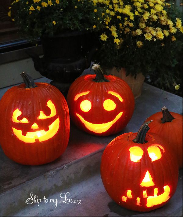 How to carve pumpkins hacks and tips. Making pumpkin carving easy ...