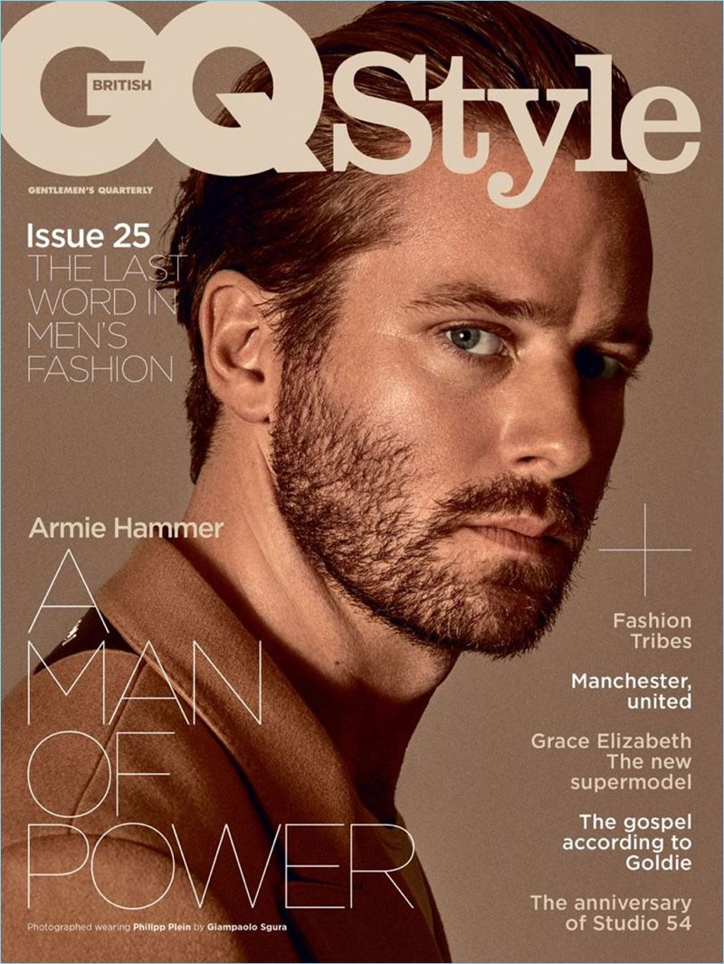 Call Me By Your Name Stars Armie Hammer Timothee Chalamet Cover British Gq Style Gq Style Magazine Gq Style Gq Mens Style