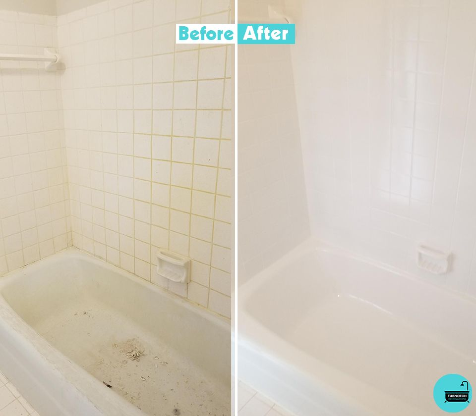 Tubnotch Renovations Is The Leading Provider For Bathtub