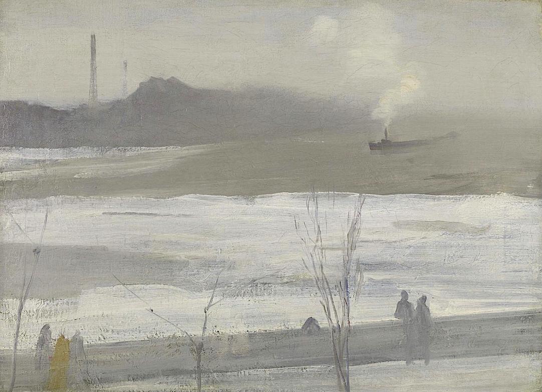 Картинки по запросу james abbott mcneill whistler thames