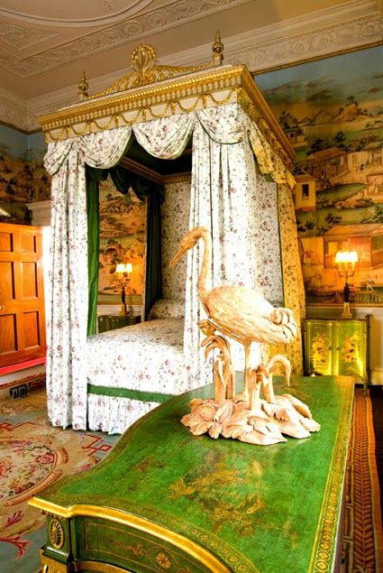 Harewood House Is A Country House Located In Harewood Near Leeds
