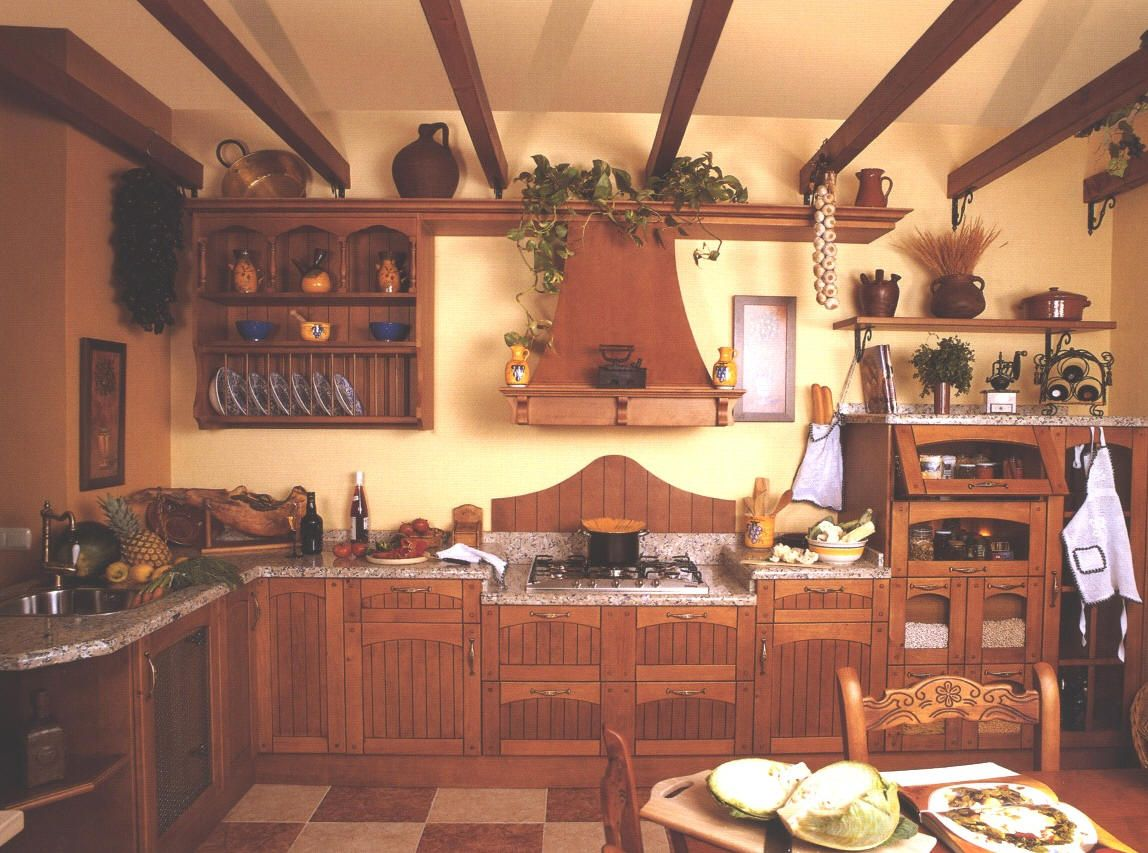 Spain decoration ideas decoration2243 2013 impressive for Kitchen cabinets in spanish