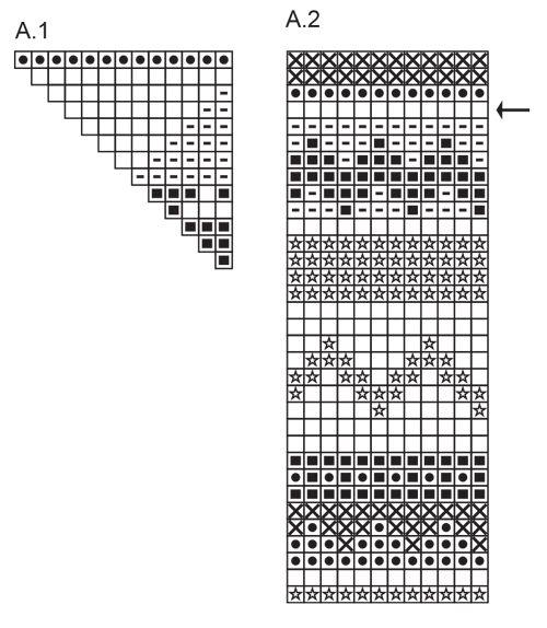 Bolso Paris patrón ganchillo multicolor en DROPS en con Crochet r5qTwrt0x