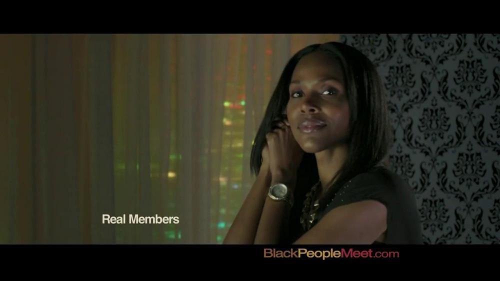 Black people meet commercial