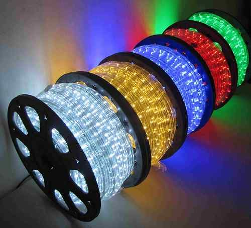 Led Lights For Tractor Trailers : Details about v led custom rope light truck auto boat