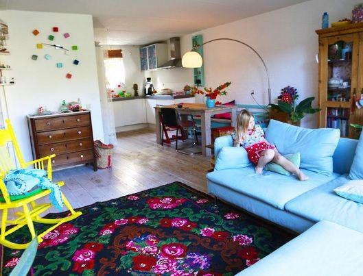 salle a manger salon boh me s jour boh me salon boho. Black Bedroom Furniture Sets. Home Design Ideas